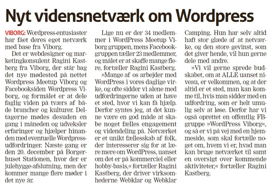 WordPress Viborg