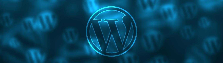 Få er hjemmeside i WordPress